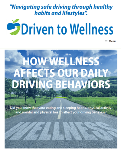 Driven to Wellness Online Toolkit